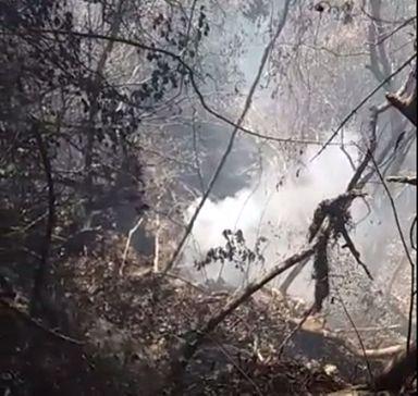 MP determina medidas quanto à queima de rejeitos que está incomodando moradores de Joaçaba