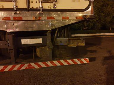 Motociclista perde a vida após violenta colisão contra caminhão na BR-153 em Concórdia