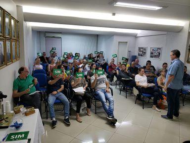 CDL/Joaçaba aprova em Assembleia campanha de prêmios de mais de R$ 270 mil para 2020