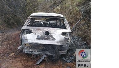 PMRv registra incêndio em veículo e capotamento nas últimas horas