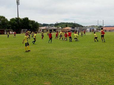 Escolinha de Futebol em Herval d´Oeste retorna com as atividades na próxima semana
