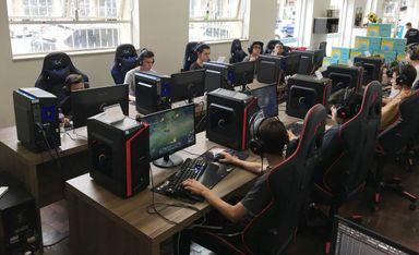 JRC Informática promove a Arena Gamer Férias para os ESports