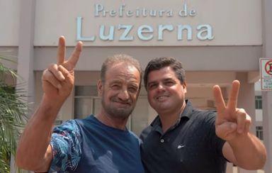 Juliano e Denardi são eleitos prefeito e vice em Luzerna