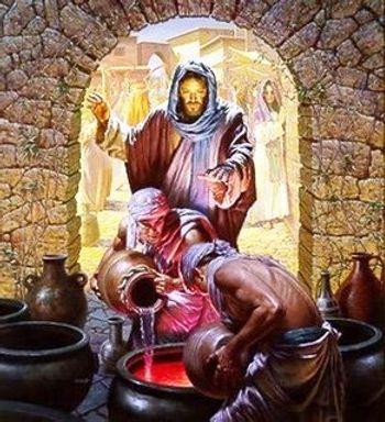 Conheça o vinho de Jesus