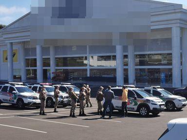 Manifestação de empresários de Joaçaba é suspensa, após recomendação da PM