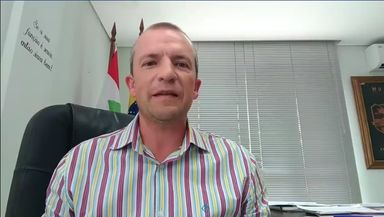 Prefeito Moisés Diersmann