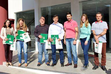 Bucco Loterias inaugura em novo local em Herval d´Oeste