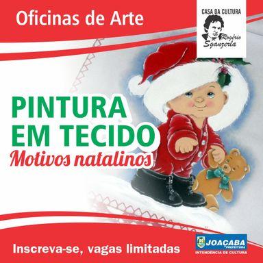 Inscrições para Oficina gratuita de Natal da Casa da Cultura Rogério encerram nesta quarta-feira (18)