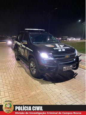 Polícia Civil cumpre 17 mandados de prisão preventiva e sete mandados de buscas e apreensão em Campos Novos