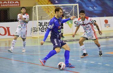 Joaçaba Futsal enfrenta o Concórdia nesta quinta-feira pela Série Ouro